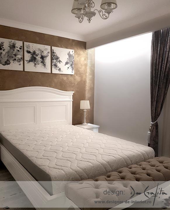 apartament - dormitor matrimonial