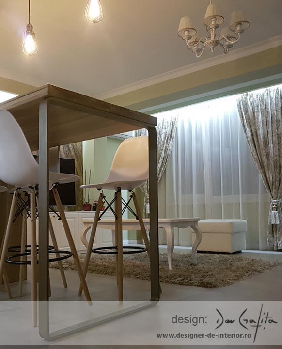 apartament - living room
