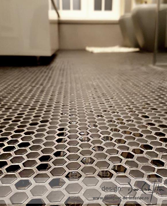 design casa - mozaic baie