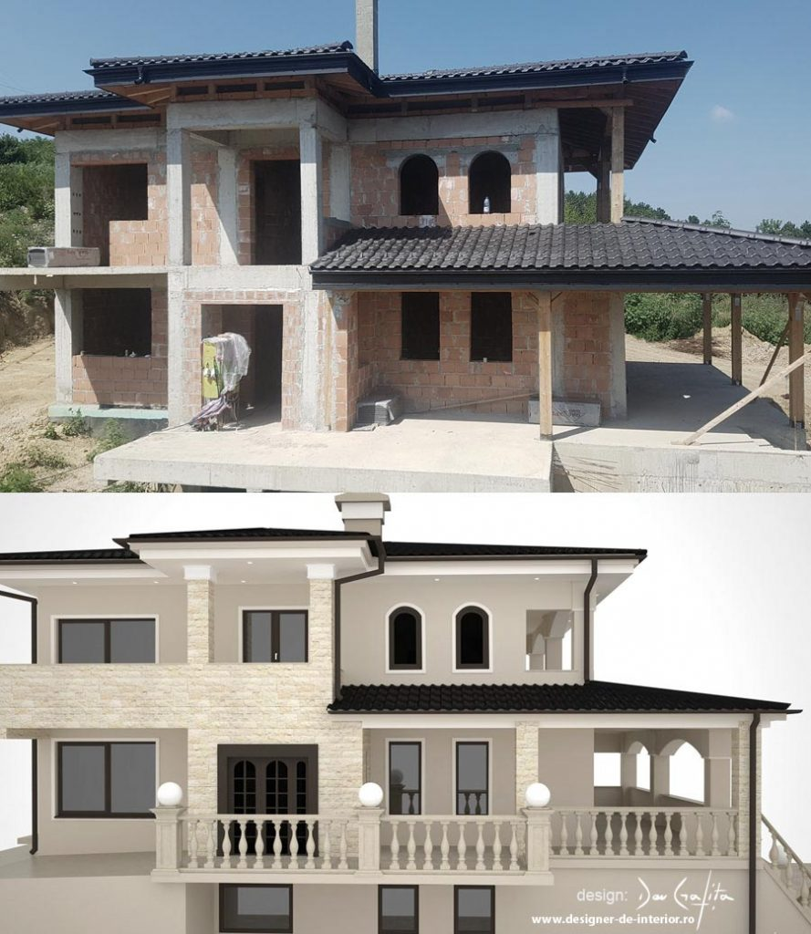 design exterior casa